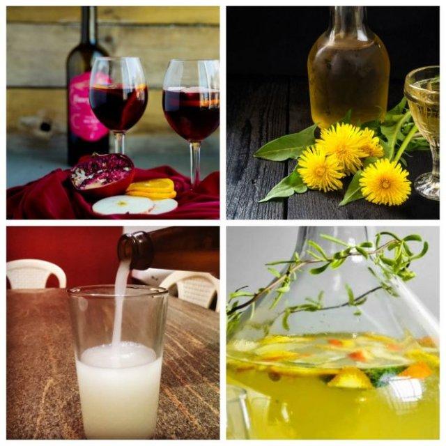 Пять необычных видов вина (5 фото)