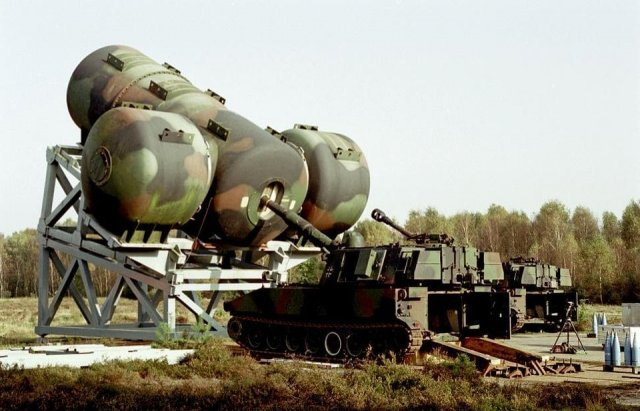Глушитель для танка