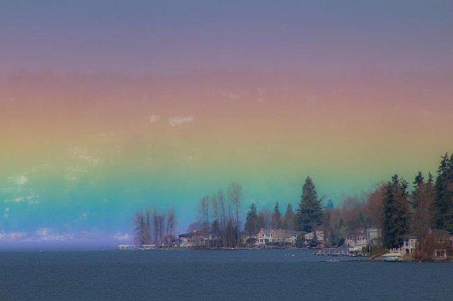 Горизонтальная радуга