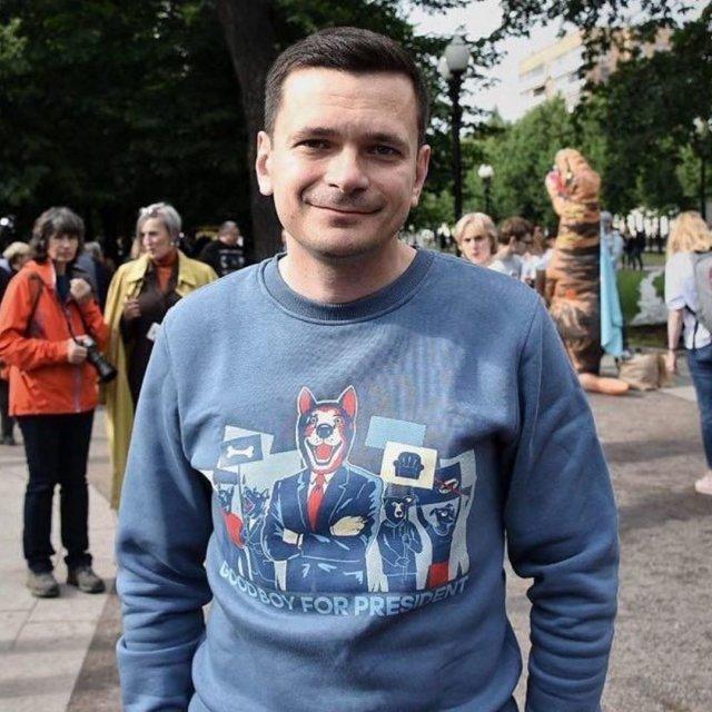 Российские красавцы-политики