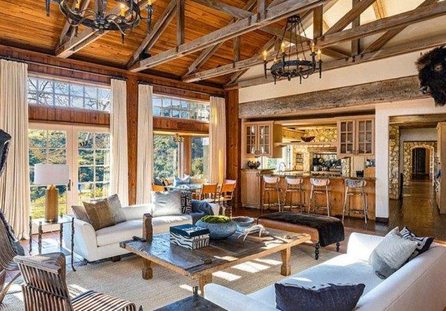 Дом Меган Маркл и принца Гарри в Калифорнии