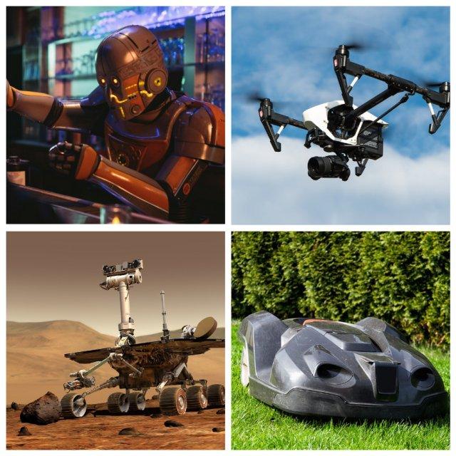 Профессии, где роботы уже заменили человека (7 фото)