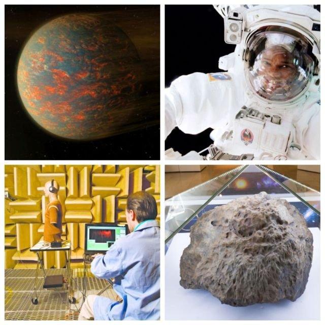 Интересные факты о космосе, в которые трудно поверить (10 фото)
