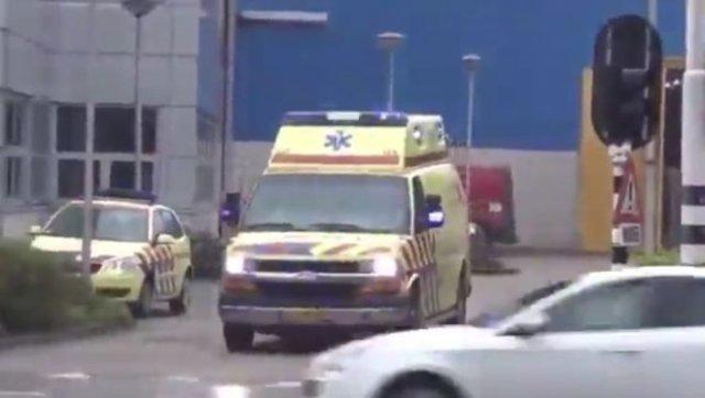 Сирена датской машины скорой помощи звучит как вступление к рэперскому трэку