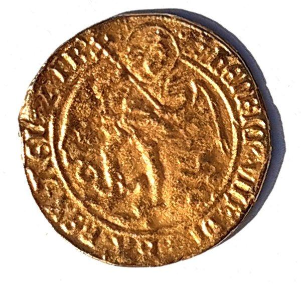 Золотой ангел Генриха VII