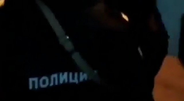 Суровые будни полиции во время карантина
