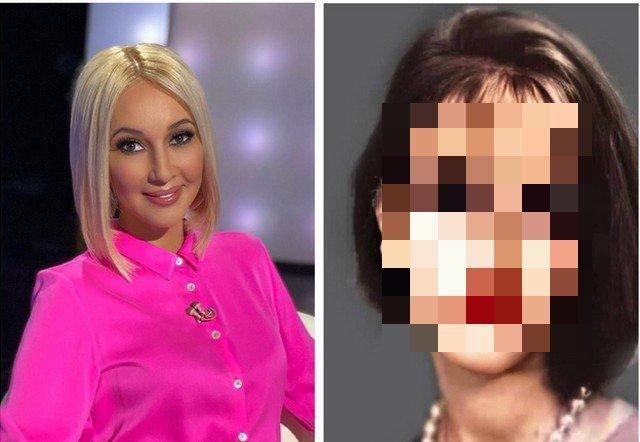 Телеведущая Лера Кудрявцева показала, какой была до пластики