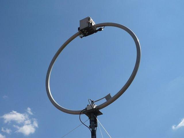 Рамочная антенна
