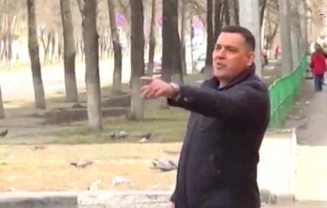 Мэр Новокузнецка Сергей Кузнецов ругается матом и разгоняет уличных торговцев