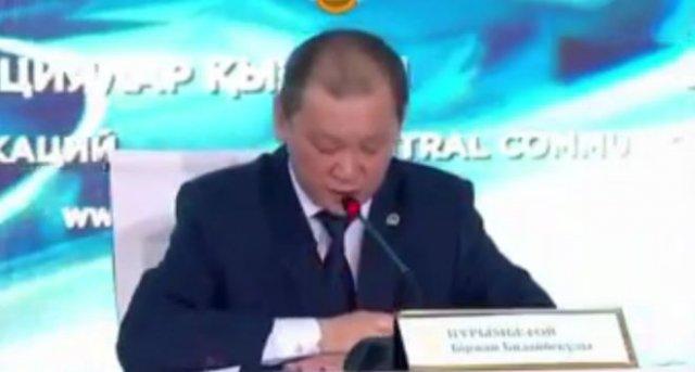 Откат или отказ? Министр труда Казахстана забавно оговорился