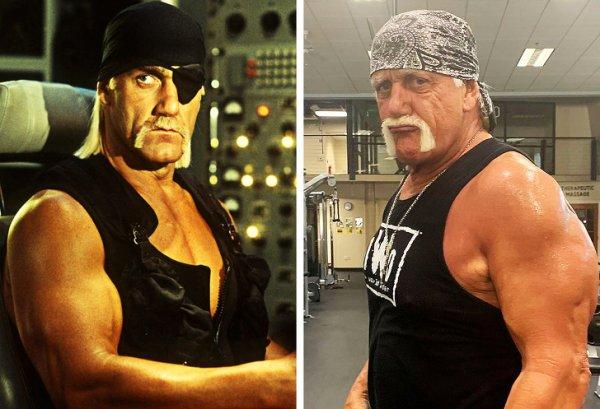 """Hulk Hogan - """"mennydörgés a Paradicsomban"""""""