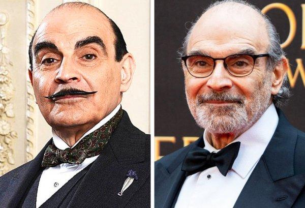 David Suchet - Poirot Agatha Christie