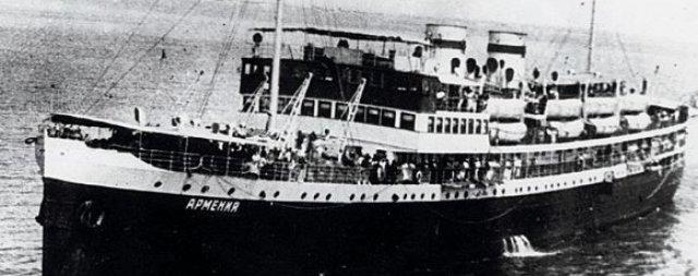 Военные обнаружили в Черном море потопленный немцами теплоход, на котором людей погибло больше, чем