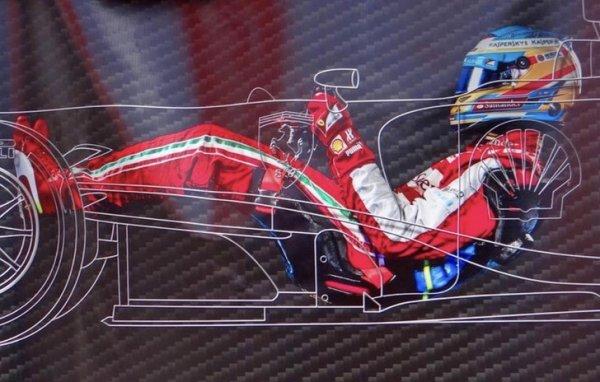 """Водитель """"Формулы-1"""""""