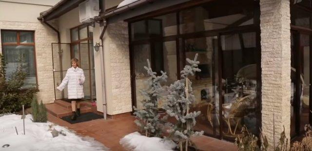 Дом Светланы Лободы в Киеве