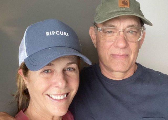 Том Хэнкс и его супруга вылечились от коронавируса, после чего стали донорами плазмы. И в Сети не см