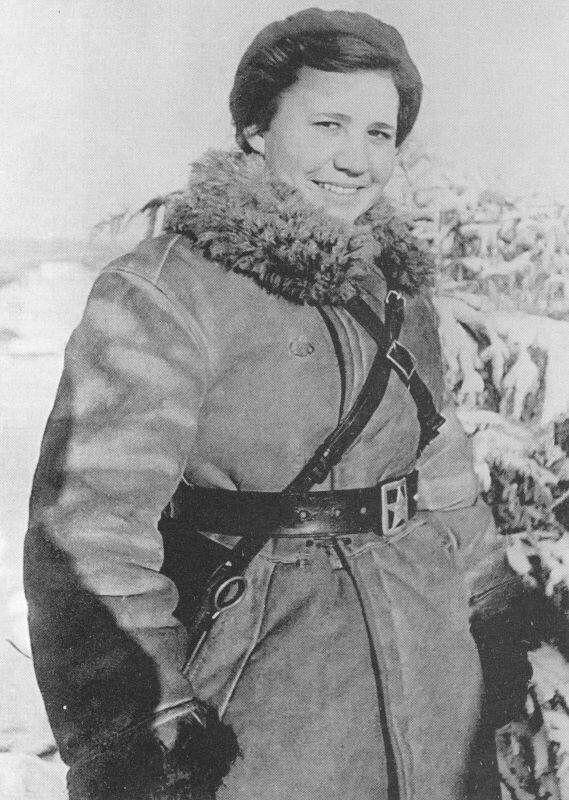 Советские красавицы-героини, подвиг которых нельзя забывать