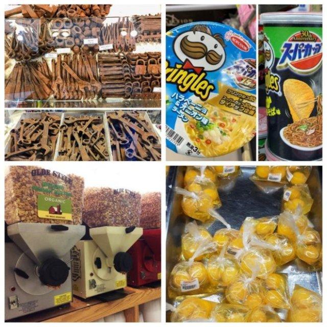 Странные продукты, на которые можно наткнуться в разных странах мира (10 фото)