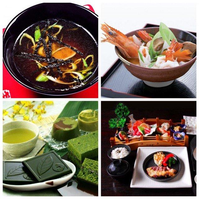 Принципы питания японцев для большей продолжительности жизни (6 фото)