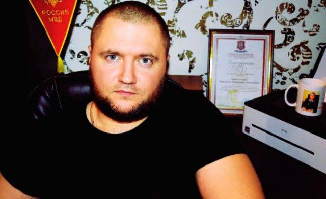 Админ паблика «Омбудсмен полиции» Владимир Воронцов задержан по подозрению в вымогательстве