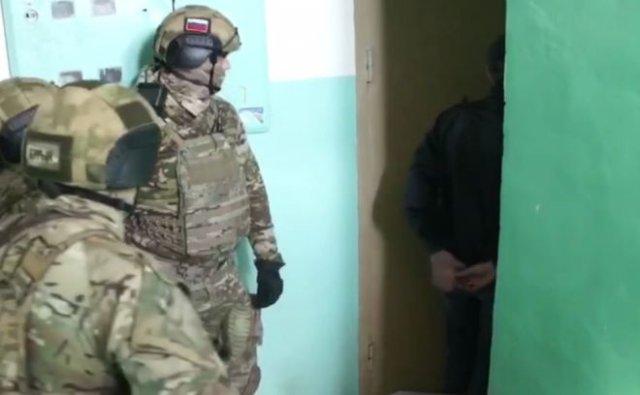 В Красноярске бойцы СОБРа вломились к местному жителю из-за картинок в социальных сетях