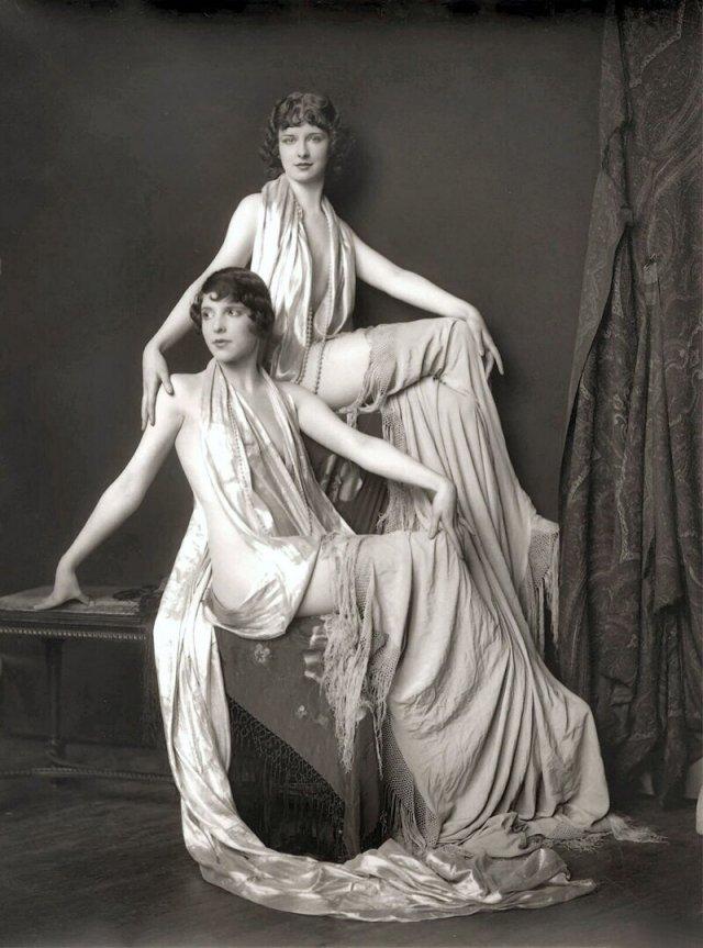 Без фотошопа и силикона: модели 1920-х годов