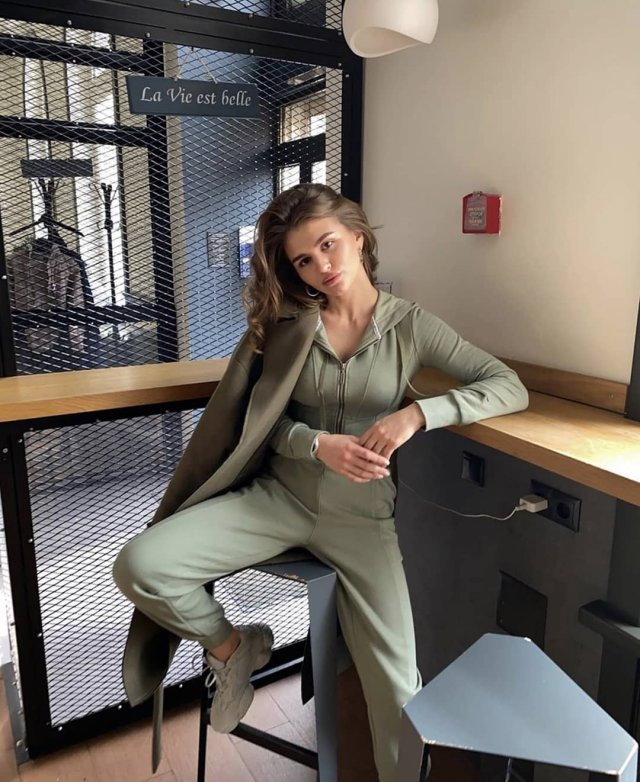 Instagram-дива Анастасия Миронова