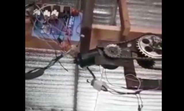 Самодельное изобретение для гаража, которое понравится многим автовладельцам