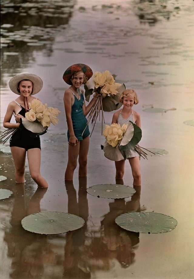 Интересные архивные фотографии