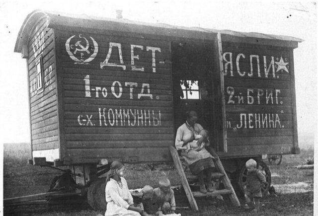 Фотографии из СССР, навевающие теплые воспоминания