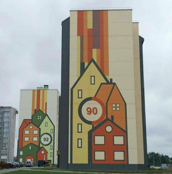 Дома в Беларуси