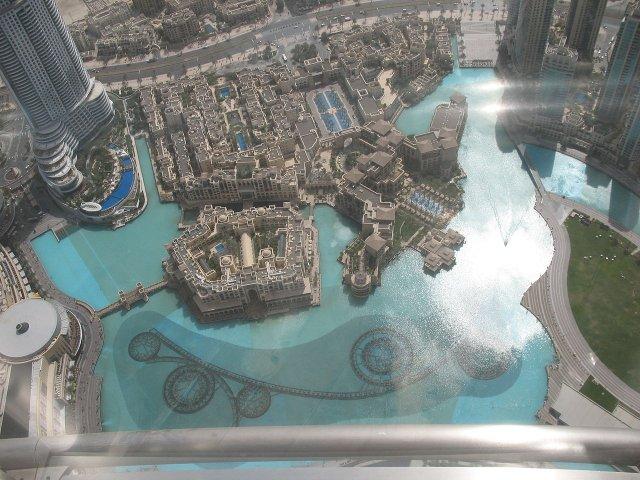Музыкальный  фонтан в Дубае!