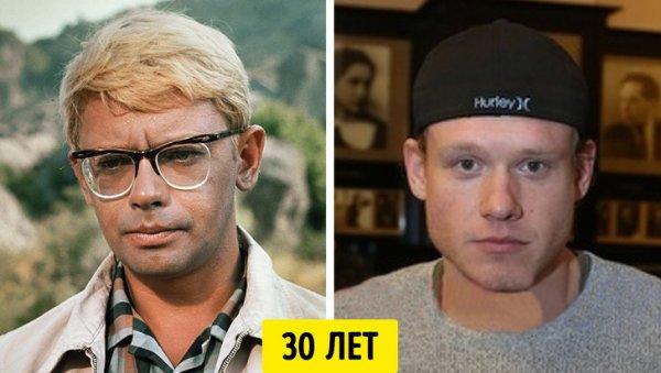 Александр Демьяненко и Виктор Хориняк — 30 лет