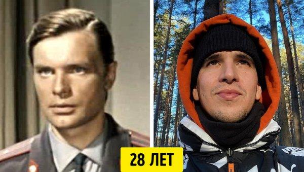 Олег Видов и Feduk — 28 лет