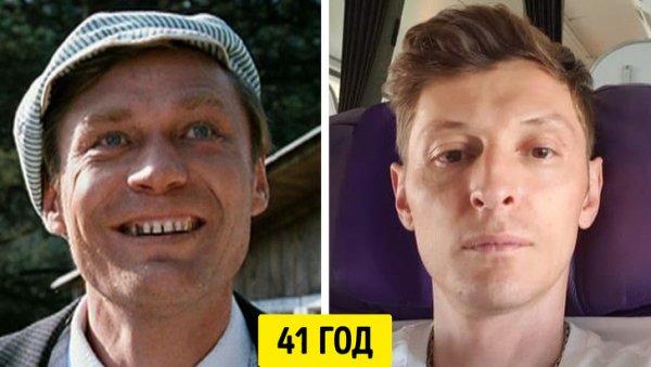 Александр Михайлов и Павел Воля — 41 год