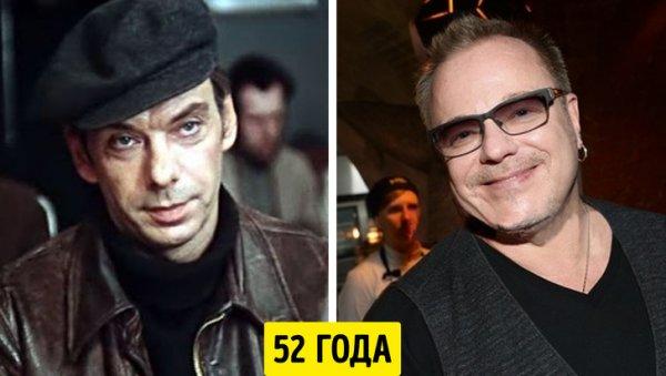 Алексей Баталов и Владимир Пресняков — 52 года