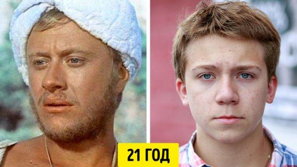 Андрей Миронов и Сергей Походаев — 21 год