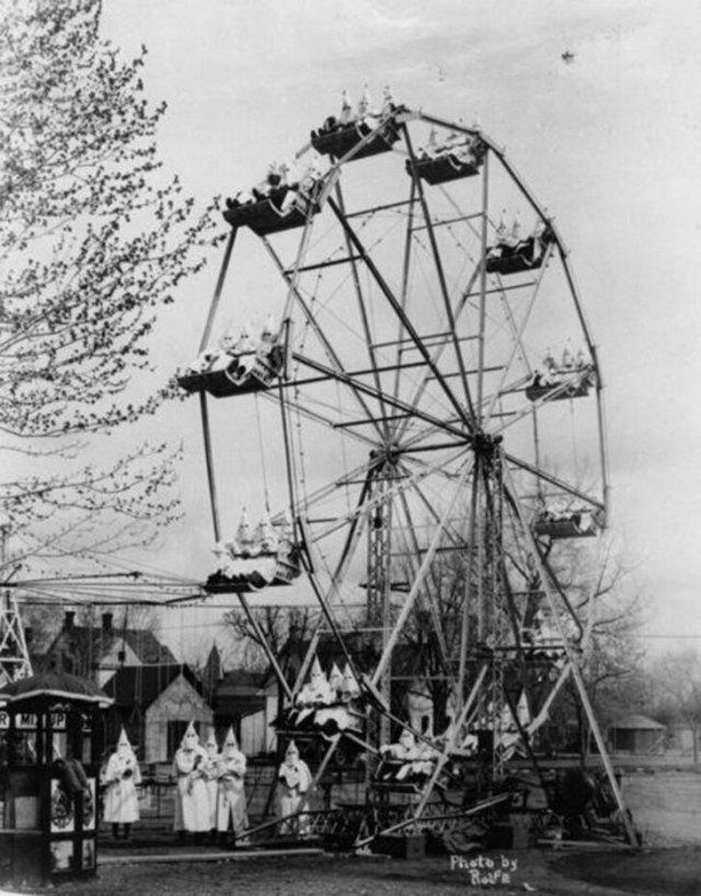 Интересные фотографии и факты из прошлого
