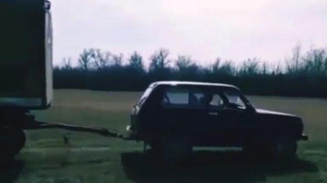 Тащил вагон на машине - не дотащил