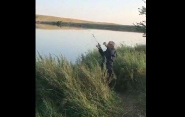 Неудачная, но смешная рыбалка