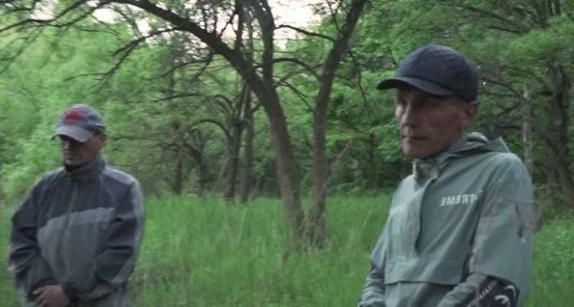 Виталий Наливкин остановил незаконную вырубку леса