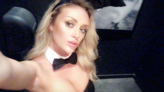 Даниелла Лупо - днем медсестра в кардиологии, а вечером зайчик Playboy