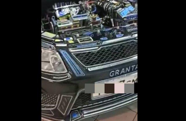Такую Lada Granta вы еще не видели