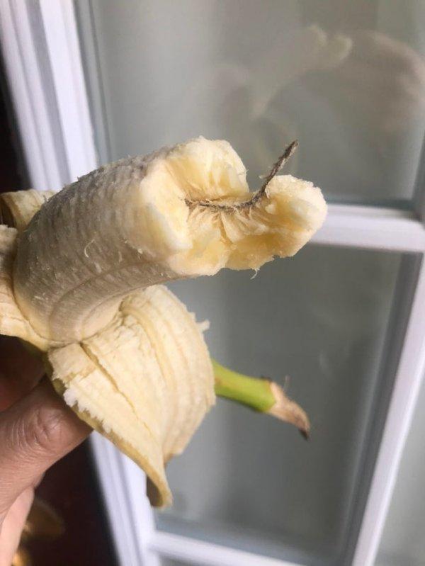 Банановые семена