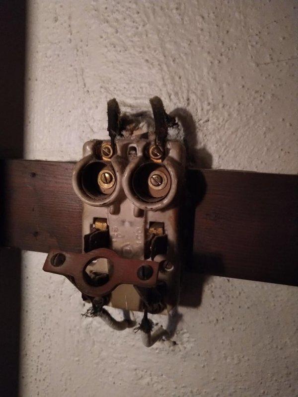 Панель автоматического выключателя