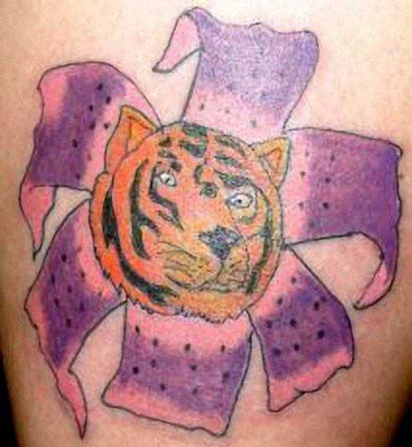 Тигровая лилия