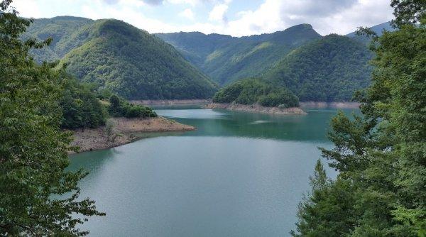 Деревня Fabbriche di Careggine под водой