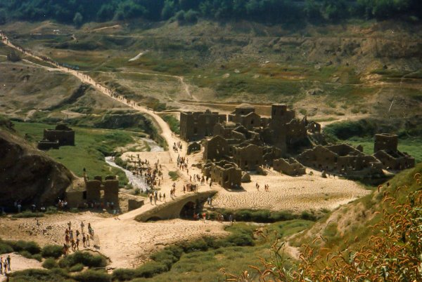 Деревня Fabbriche di Careggine