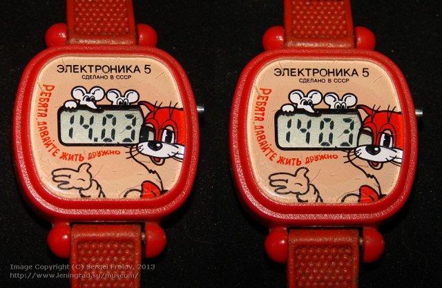 Технологии СССР