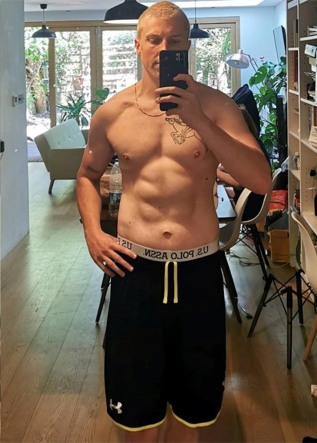 Харви Квирк  - от 130 кг до подтянутого и спортивного тела